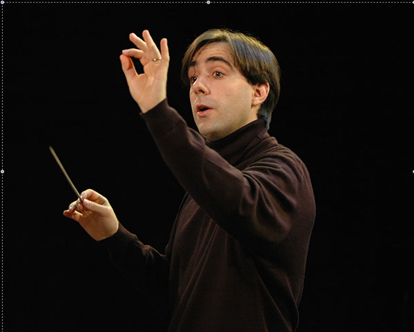 Domínguez-Nieto, Chief Conductor in Córdoba