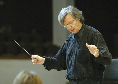 Jean–Jacques Kantorow, conductor