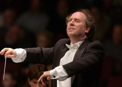 Jeffrey Kahane, director y piano