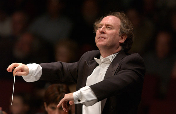 Jeffrey Kahane, conductor and piano
