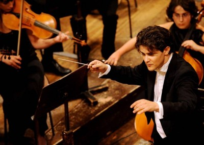 Sergio Alapont, conductor