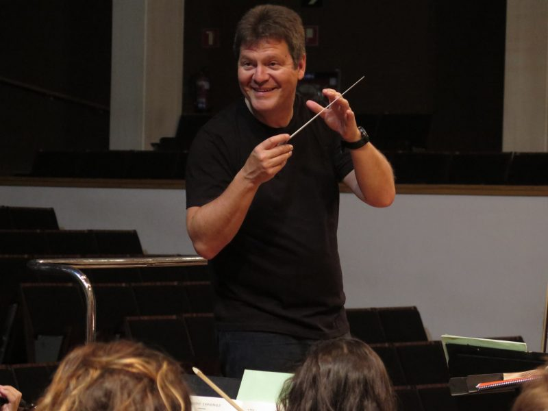 Hernández-Silva Spanish National Orchestra Alicante