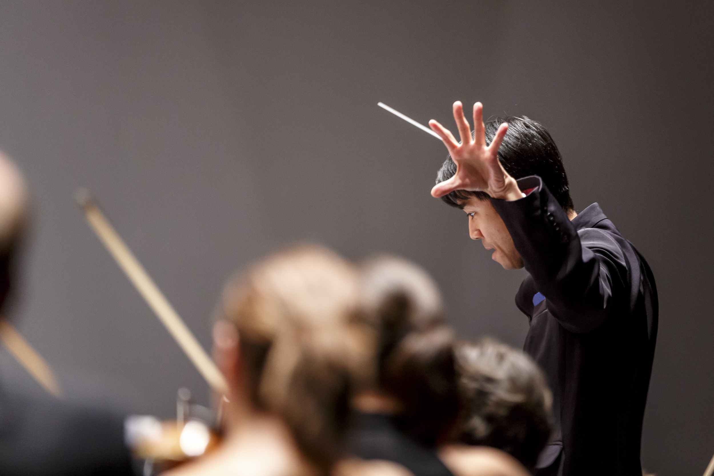 Conductor Perry So joins ACM Concerts