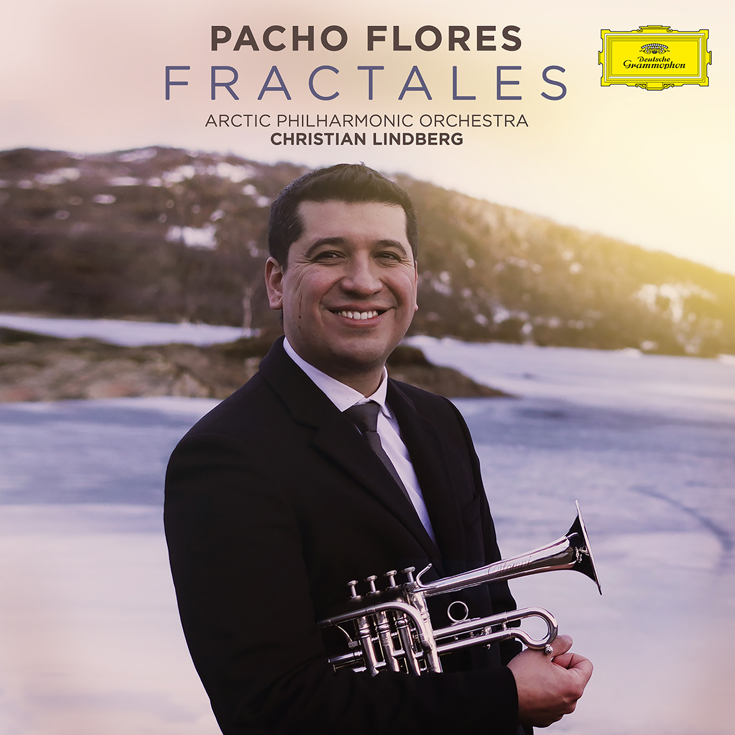FRACTALES, new Pacho Flores' recording for DG