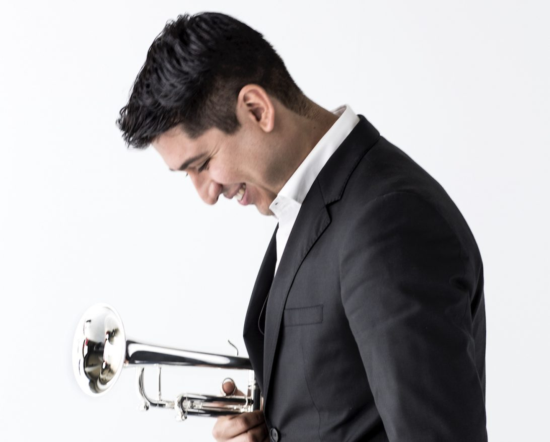 Pacho Flores with the Colorado Springs Philharmonic
